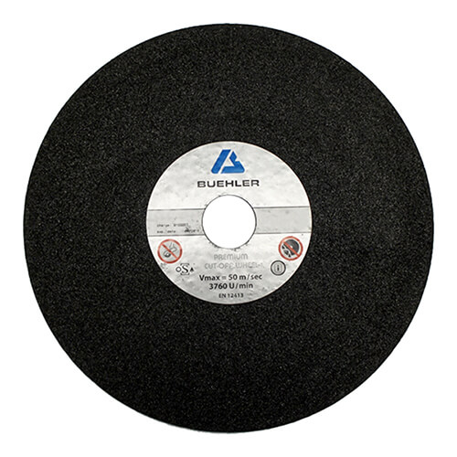 Abrasive Cut-off Wheel, Ø356x2.5x32mm, Series 08P