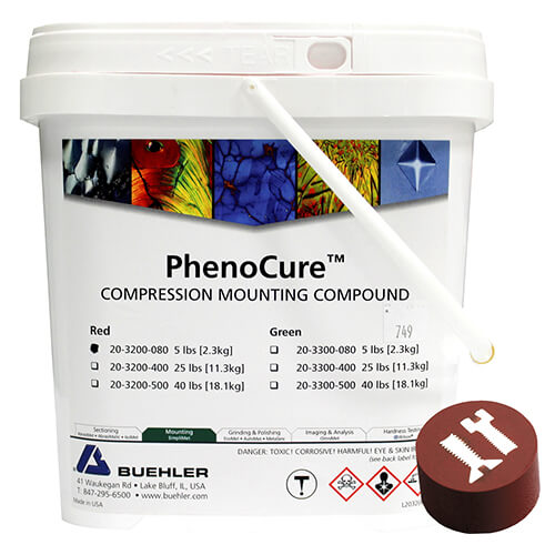 PHENOLIQUE ROUGE 2,3KG