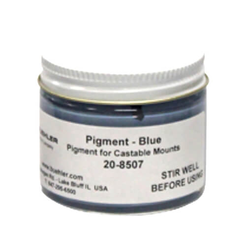 Blue Pigment, bleu; 44 ml