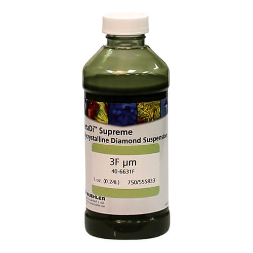 MetaDi Supreme Suspension, 3 µm, vert; 240 ml