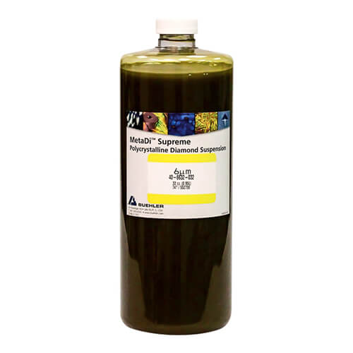 MetaDi Supreme Suspension, 6 µm, jaune; 950 ml