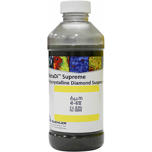 MetaDi Supreme DF, 6 µm, non coloré; 240 ml
